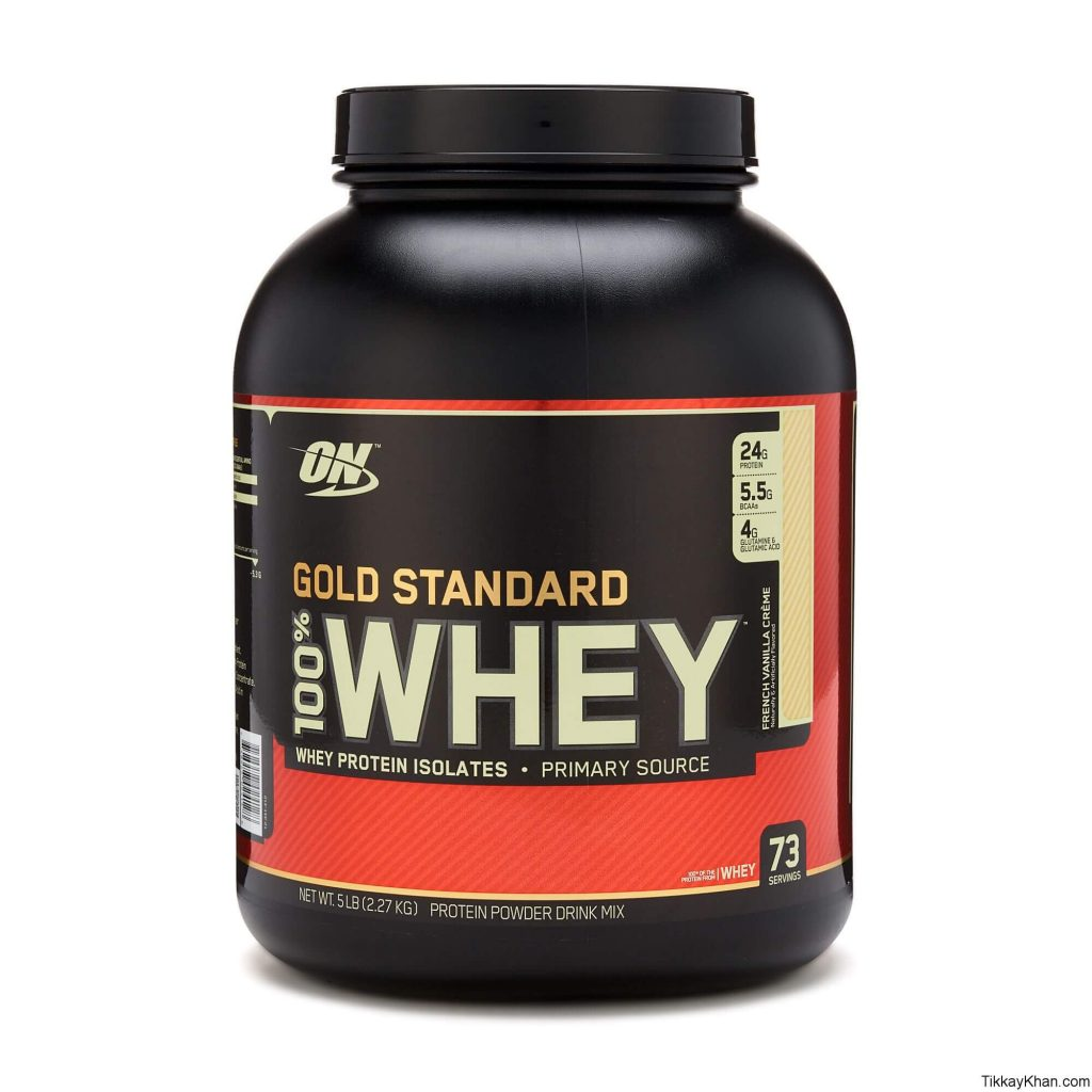 Whey Protein and Other Supplements