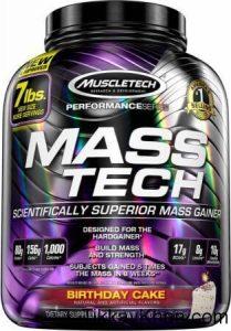 ADVANCED & NEW MASS GAINER – MUSCLE TECH