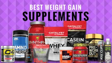Photo of Best Weight Gain Supplement: Top 10 Weight Gain Supplements For BodyBuilding