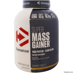 Fabulous Mass Gainer – The Dymatize Nutrition