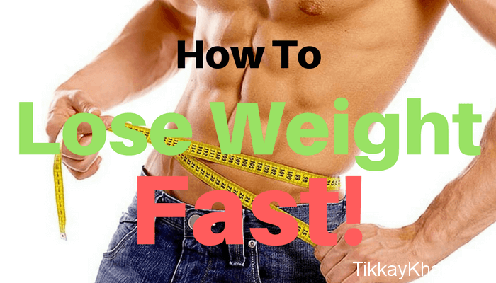 How To Lose Weight Fast: Easy & Naturally