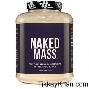 NATURAL NAKED MASS GAINER