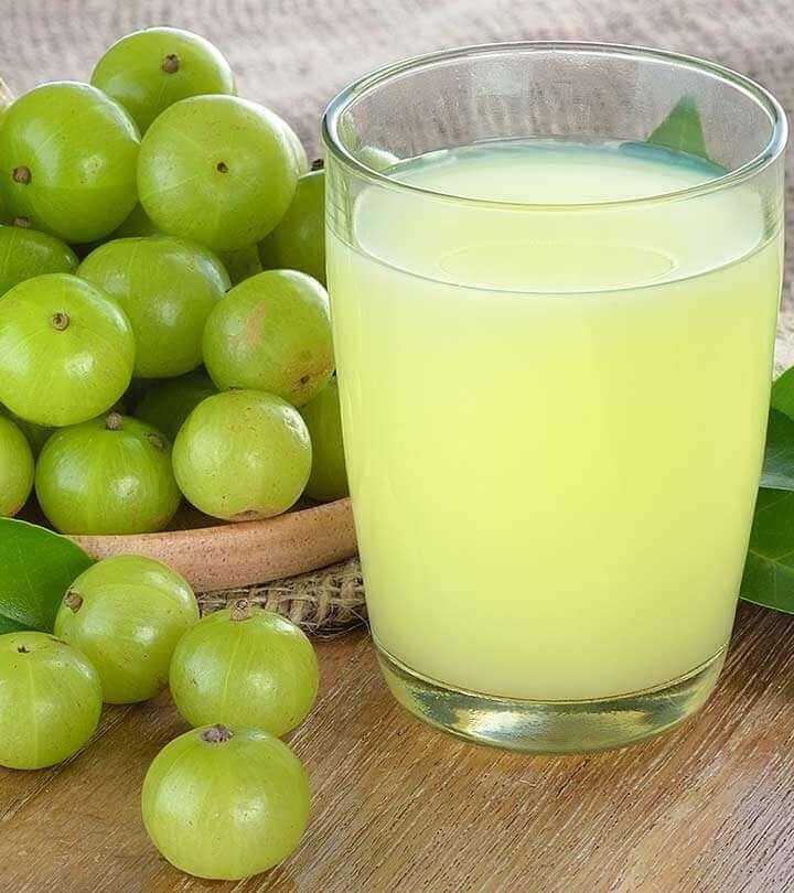 Amla Lemon Mixed Salt Drink