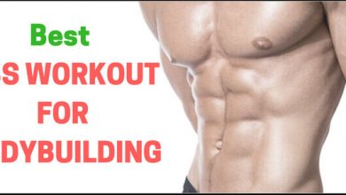 Photo of Best Abs Workout Bodybuilding: 8 Workouts For Abs