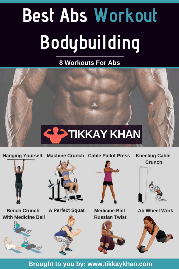 best abs workout bodybuilding