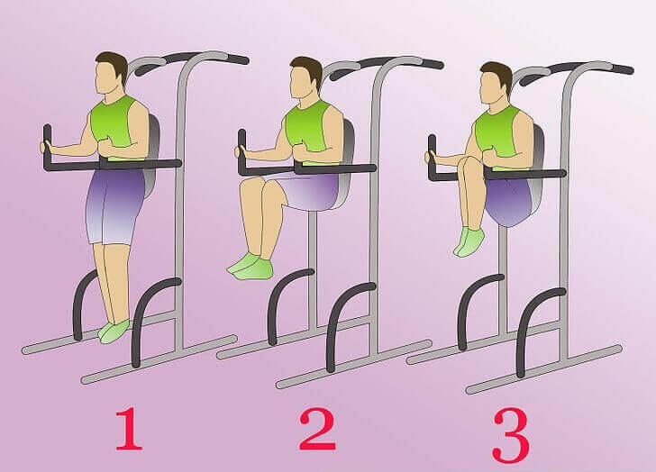 Captain's Chair Exercise