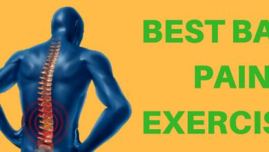 Photo of Best Back Pain Exercises To Remove Back Pain Fast