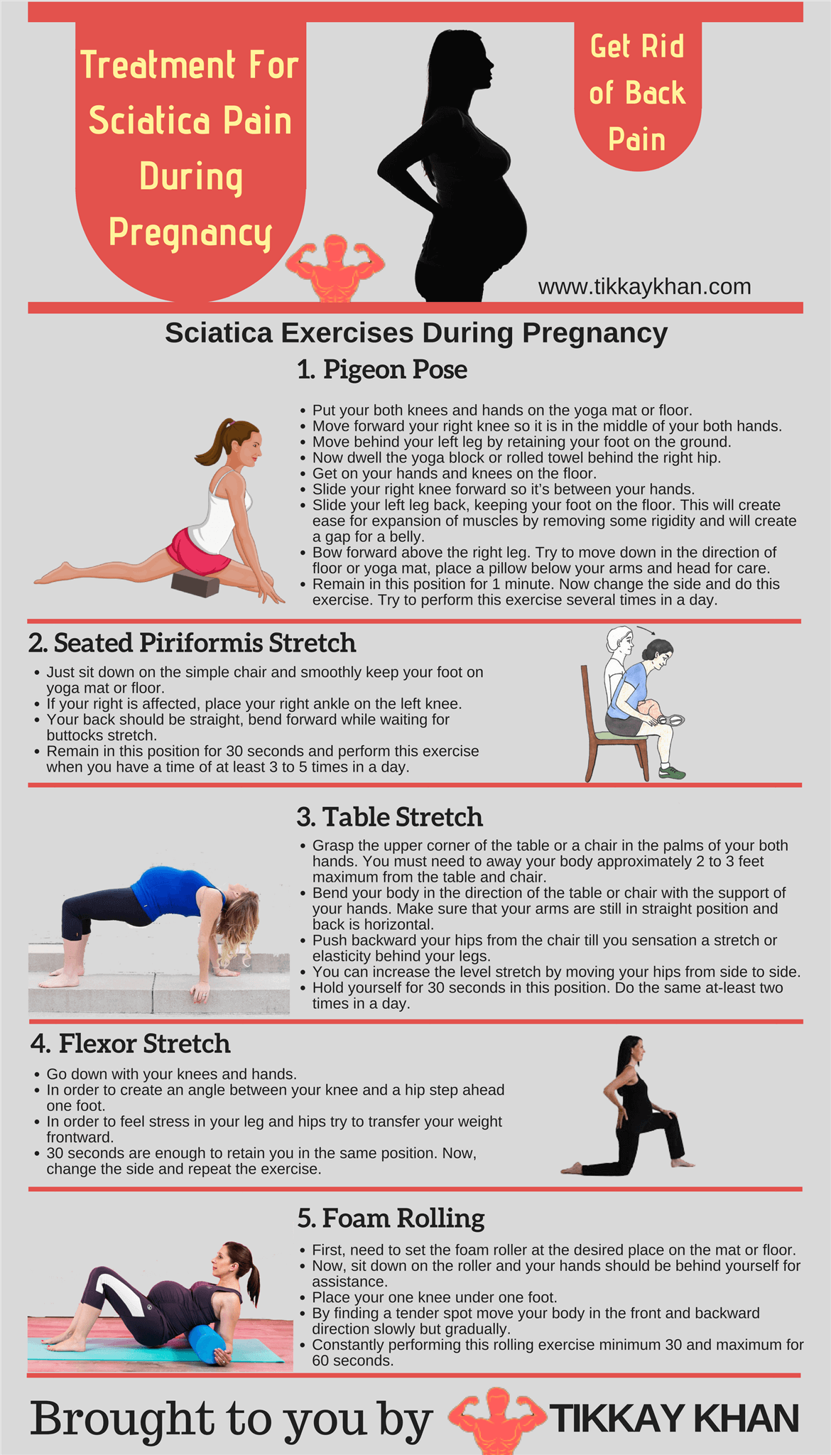 Treatment For Sciatica Pain During Pregnancy