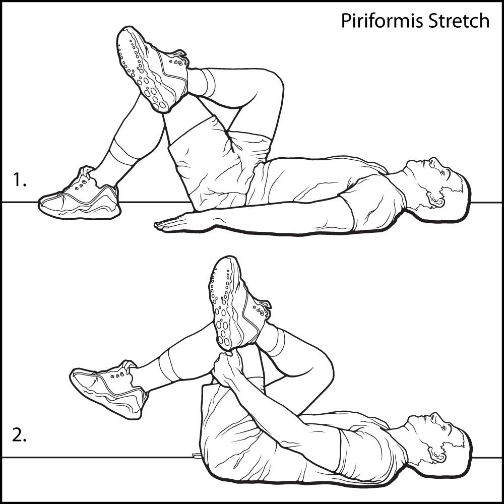 PIRIFORMIS SYNDROME STRETCH