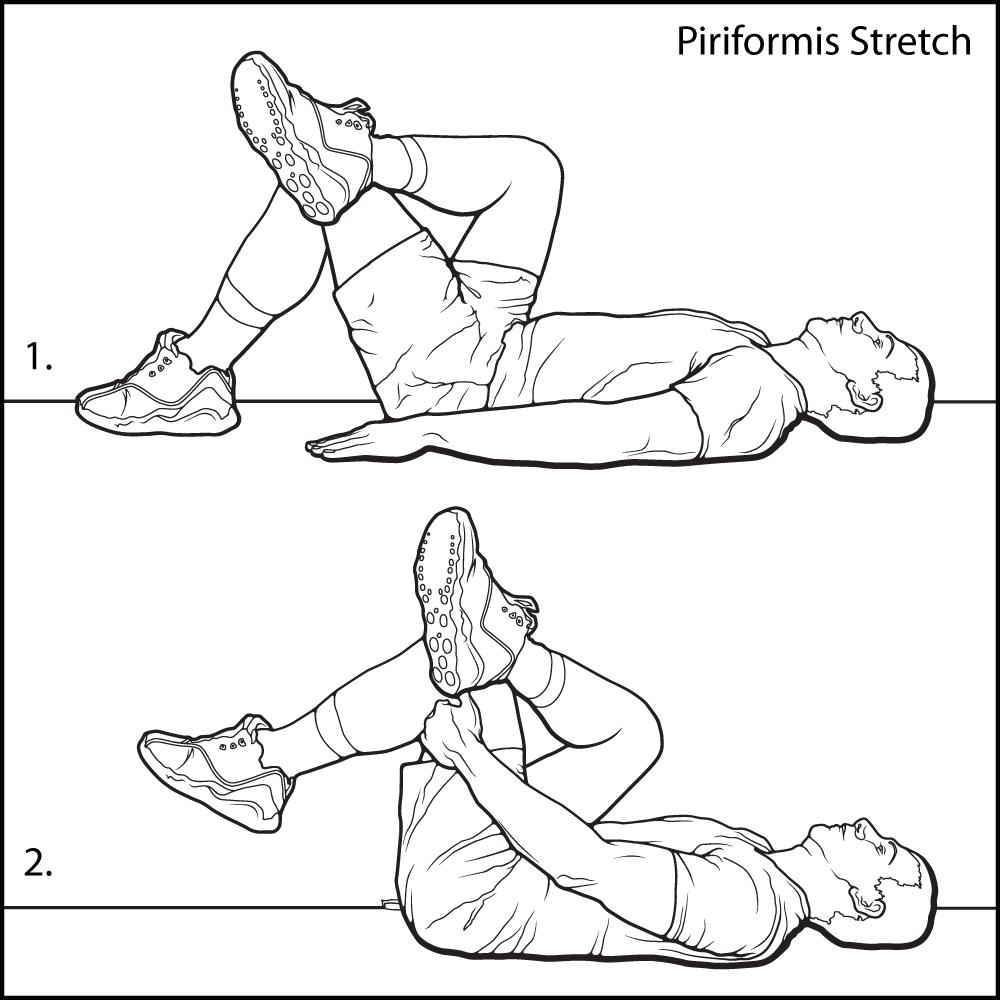PIRIFORMIS SYNDROME STRETCH
