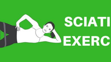 Photo of Sciatica Exercises For Back Pain & Get Rid of Back Pain