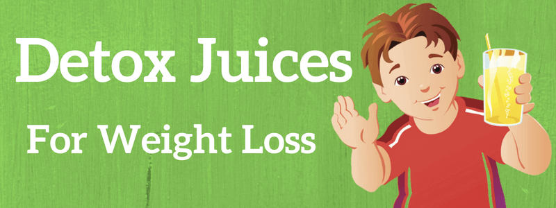 Detox Juice for weight loss