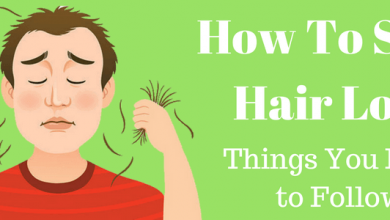 Photo of How To Stop Hair Loss – Things You Need to Follow