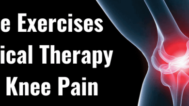 Photo of Knee Exercises Physical Therapy For Knee Pain