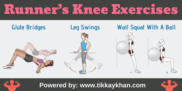 runner knee exercises