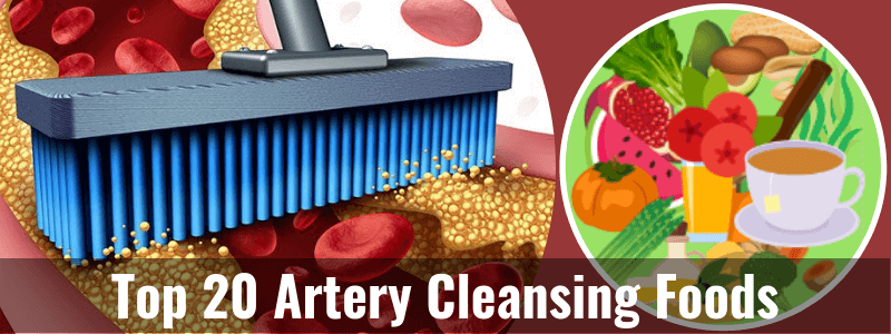 Top 20 Artery Cleansing Foods