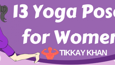 Photo of 13 Yoga Poses for Women 2020 (Updated)
