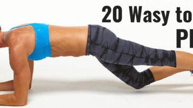 Photo of 20 Ways to Do a Plank – A Complete Guide