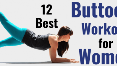Photo of 12 Best Buttocks Workout for Women