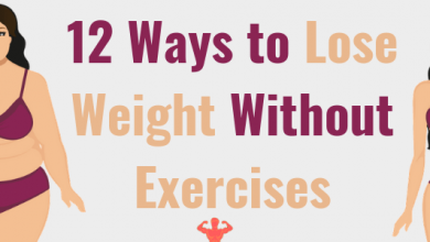 Photo of 12 Ways to Lose Weight without Exercises 2021 Updated