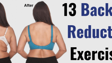Photo of 13 Back Fat Reduction Exercises