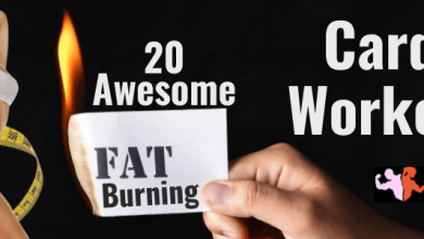 Photo of 20 Awesome Fat Burning Cardio Workouts