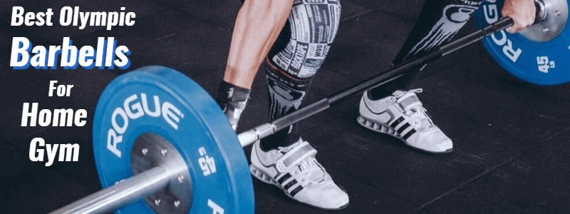 Best Olympic Barbells For Home Gym