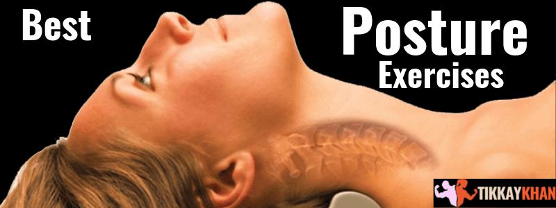Best Posture Exercises