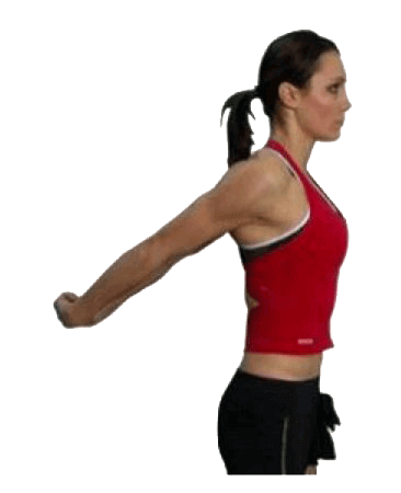 Front Shoulder Stretch