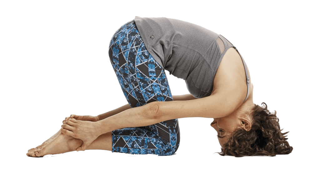 T-Spine Mobility in Child's Pose
