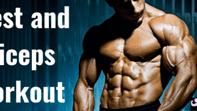 Photo of Chest and Triceps Workout Updated (2021)