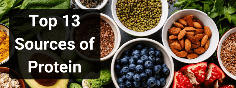 13 Best Sources of Protein In 2020