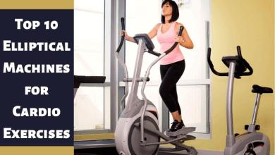 Photo of Top 10 Elliptical Machines for Cardio Exercises