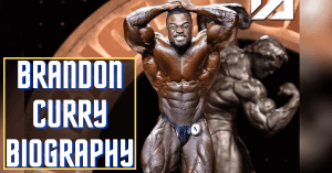 Brandon Curry Biography