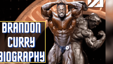 Photo of Brandon Curry Biography