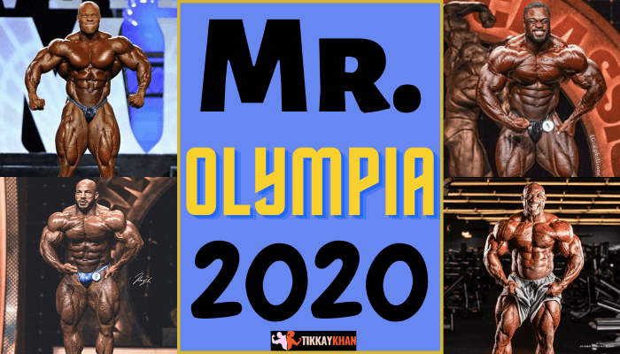 Mr Olympia 2020 Results And Prize Money Tikkay Khan