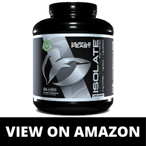 Muscle Feast Grass Fed Whey Isolate