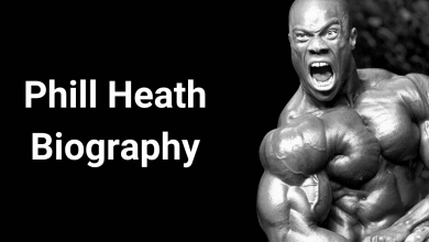 Photo of Phil Heath Biography