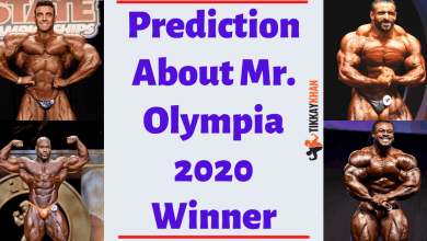 Photo of Prediction about Mr. Olympia 2020 Winner