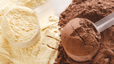 Photo of Top 10 Protein Powders For Muscle Gain In 2020