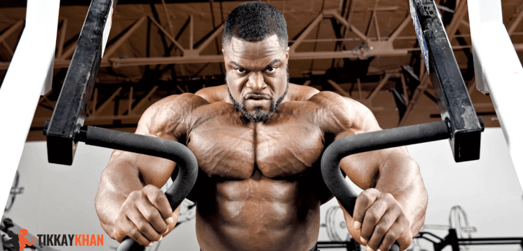 Brandon Curry diet and workout routine