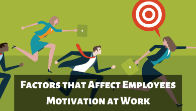Photo of Factors that Affect Employees Health & Motivation at Work