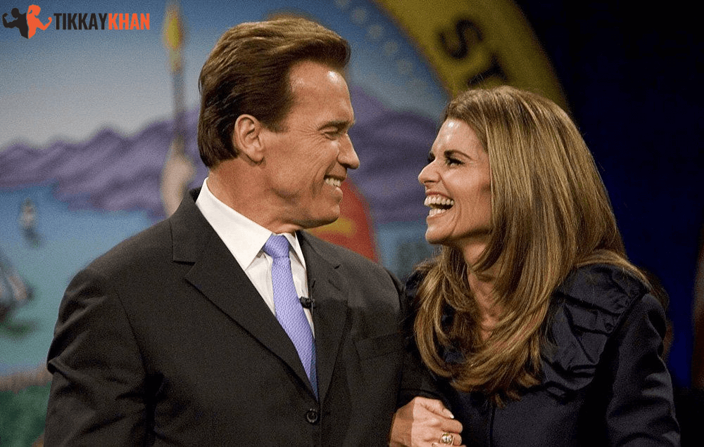 Arnold Schwarzenegger wife