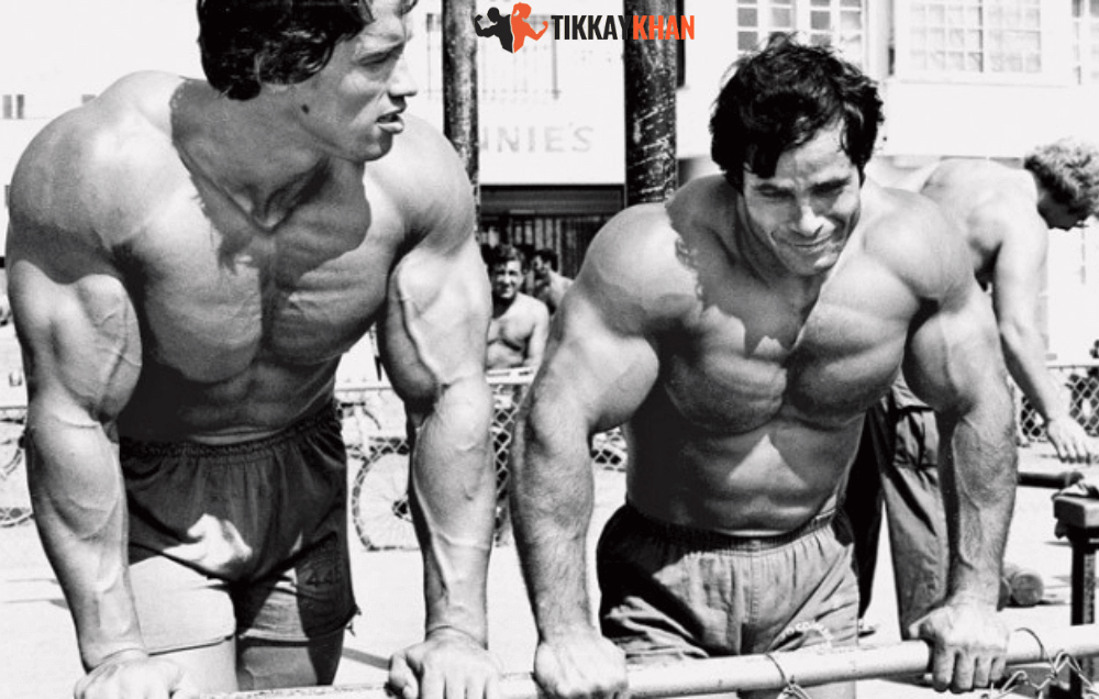 Early bodybuilding Career of Arnold