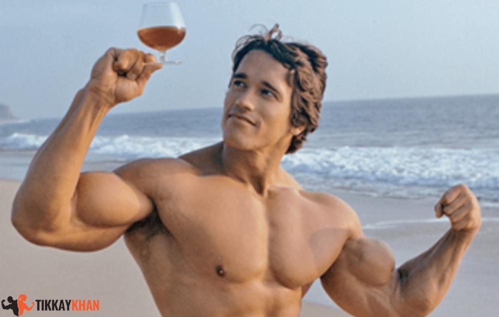 Mr. Olympia Arnold Schwarzenegger