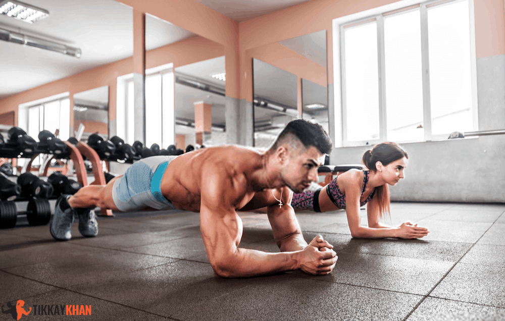 Top 10 best Plank Exercises for Six-pack