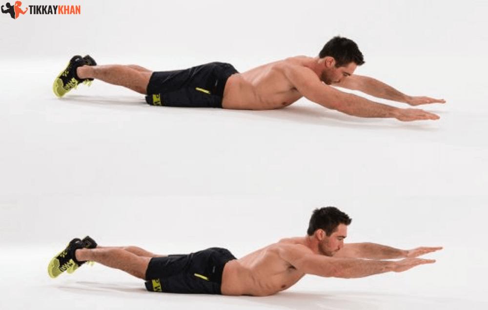 Superman Plank
