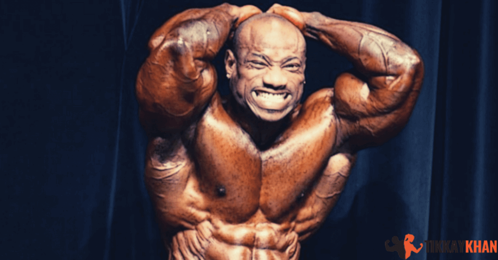 Dexter Jackson Biography