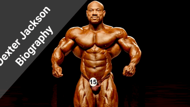 Photo of Dexter Jackson Biography