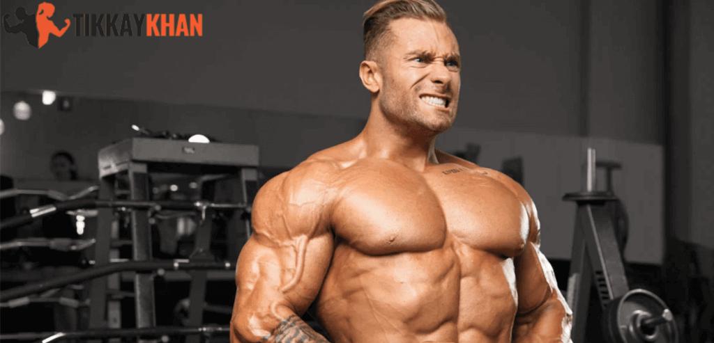 Bodybuilding career of chris bumstead